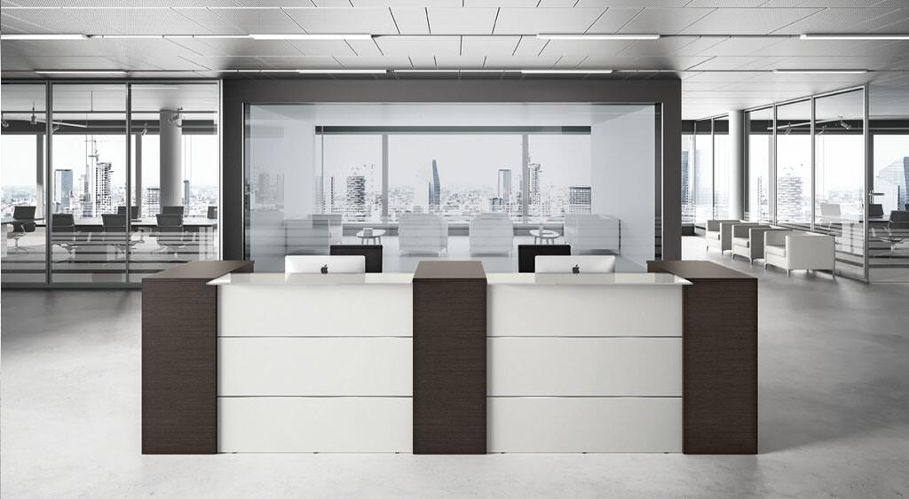 Disposizione Scrivania Ufficio : Arredamento ufficio mia arredamenti